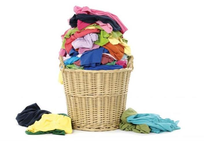 Nu lasa hainele sa se adune!